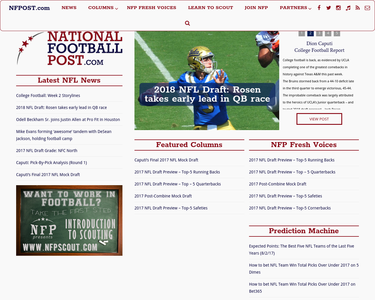 National-Football-Post-Advertising-Reviews-Pricing