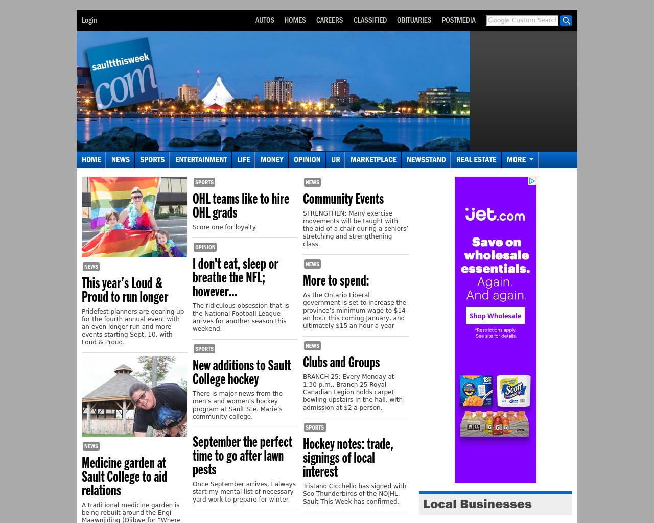 Sault-This-Week-Advertising-Reviews-Pricing