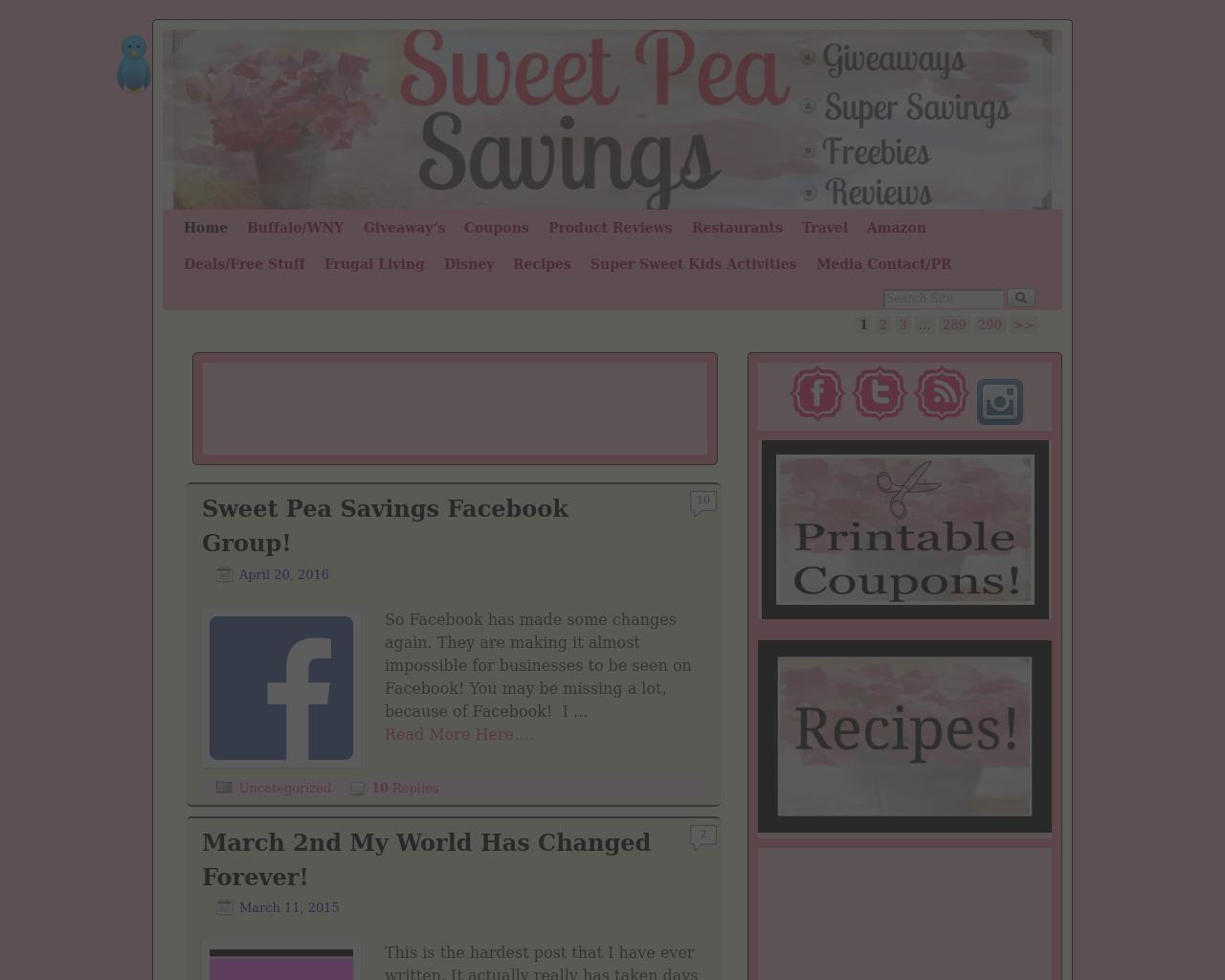 Sweet-Pea-Savings-Advertising-Reviews-Pricing