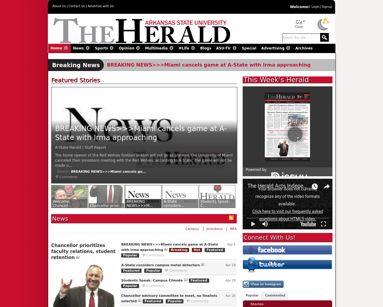 Arkansas-State-University-Herald-Advertising-Reviews-Pricing