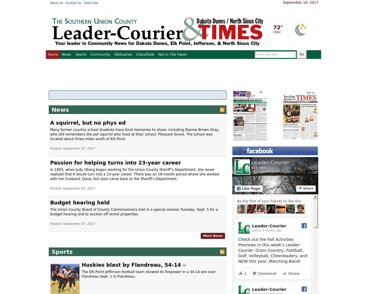Leader-Courier-&-TIMES-Advertising-Reviews-Pricing