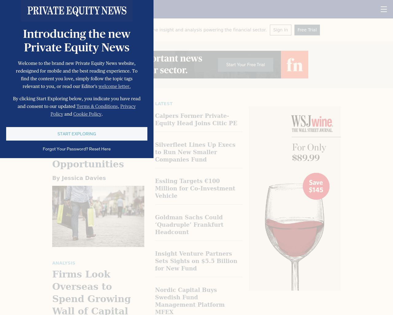 Private-Equity-News-Advertising-Reviews-Pricing
