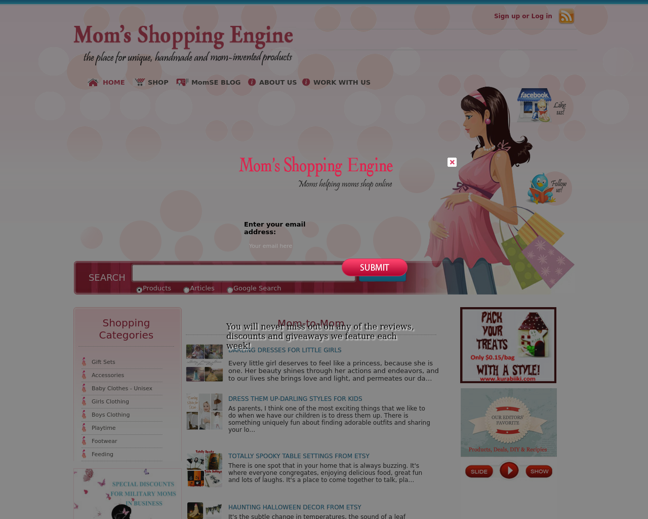 Mom's-Shopping-Engine-Advertising-Reviews-Pricing