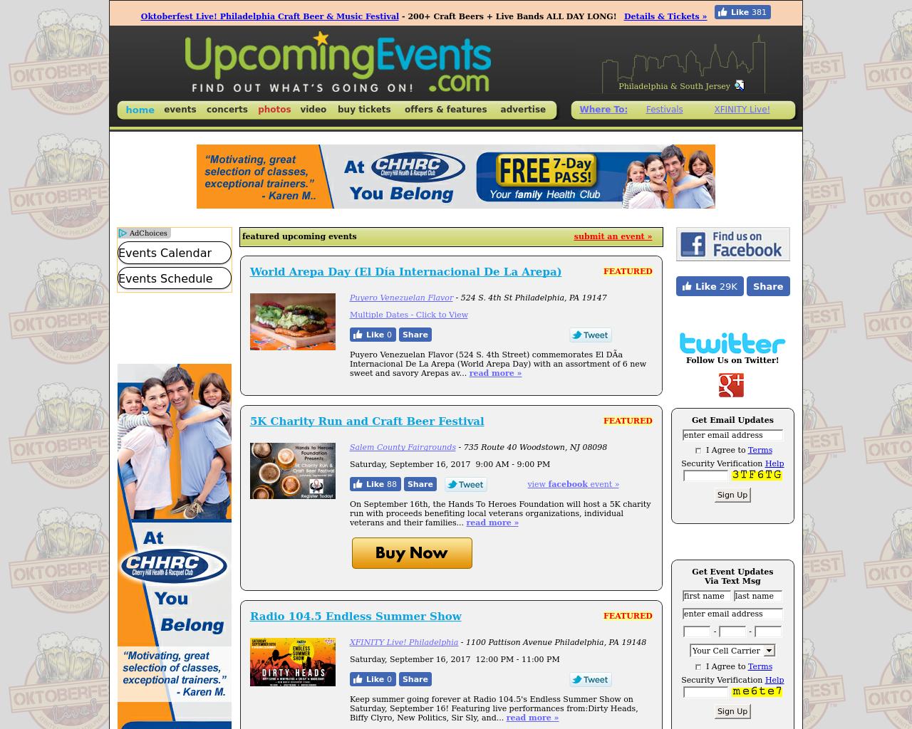 UpcomingEvents.com-Advertising-Reviews-Pricing