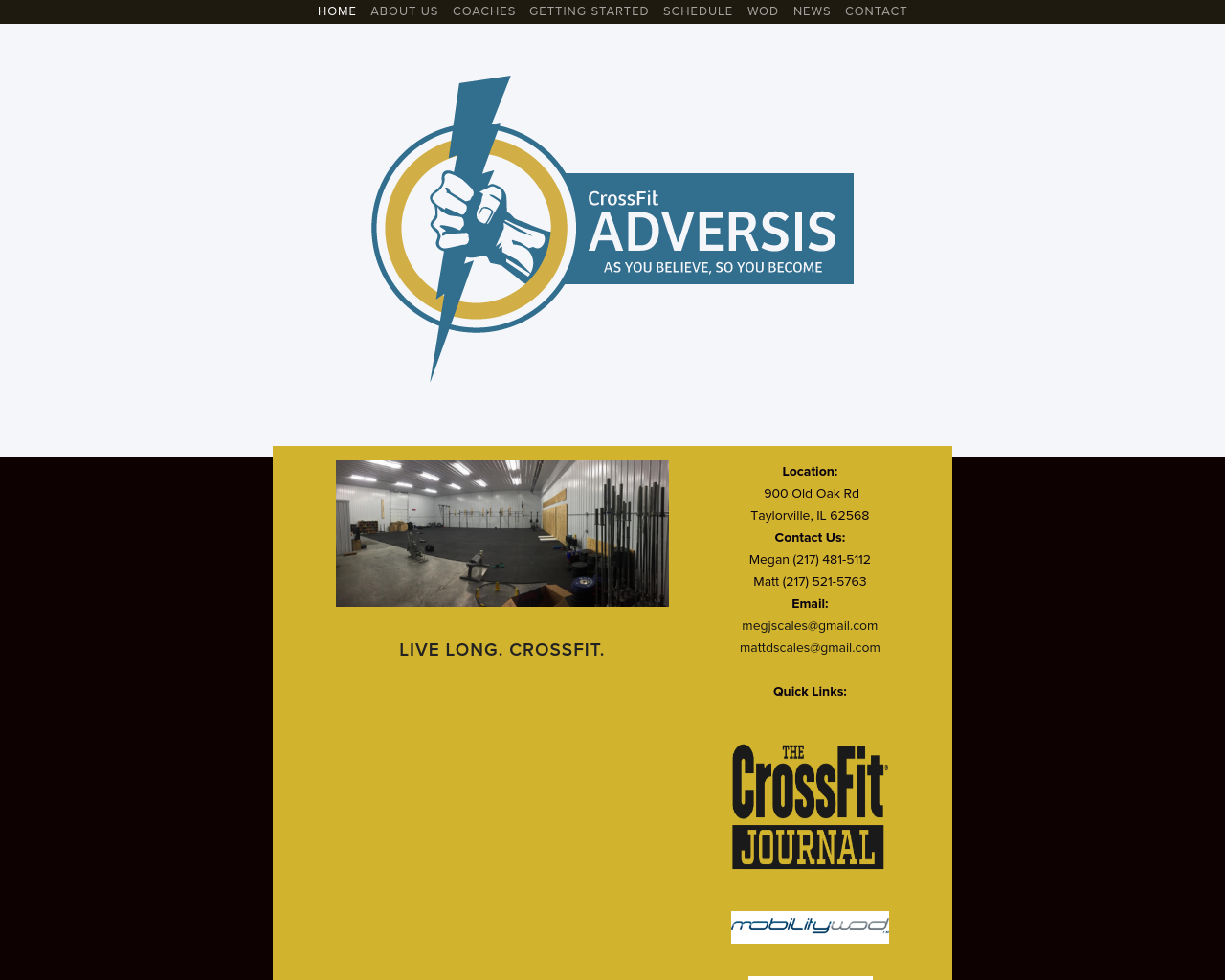 Crossfitadversis.com-Advertising-Reviews-Pricing