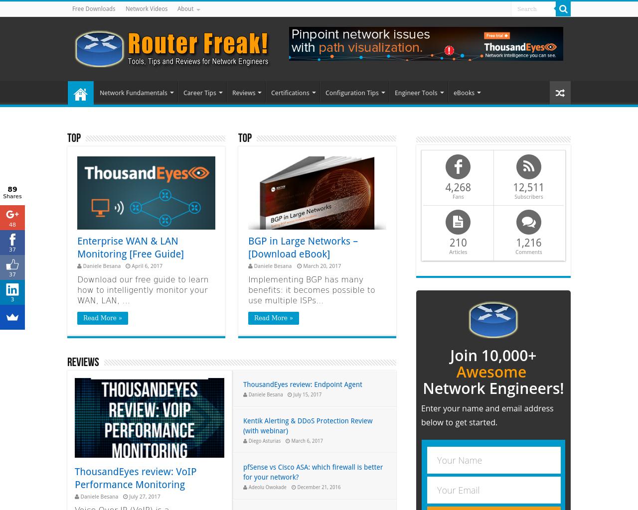 Routerfreak-Advertising-Reviews-Pricing