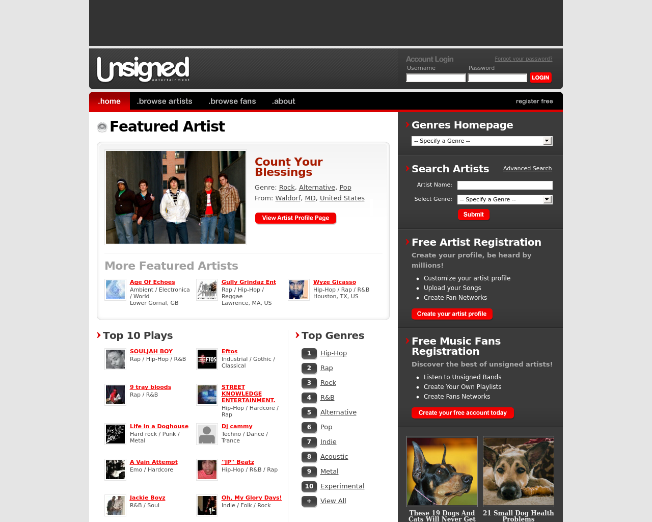 Unsigned-Entertainment-Advertising-Reviews-Pricing