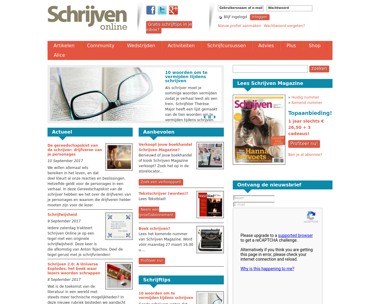 Schrijven-Online-(Writing-Online)-Advertising-Reviews-Pricing