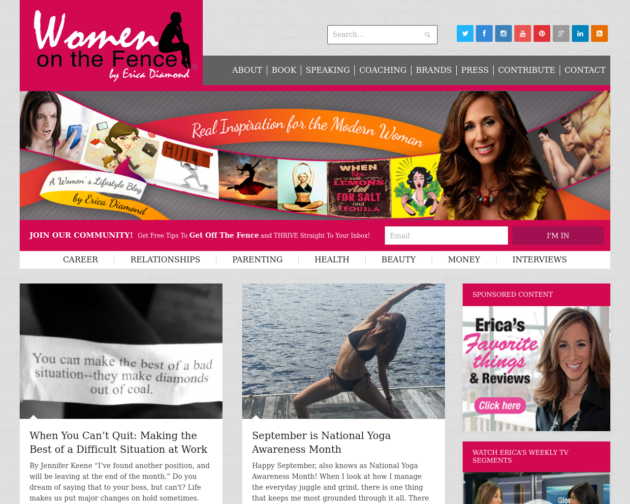 Women-On-The-Fence-Advertising-Reviews-Pricing