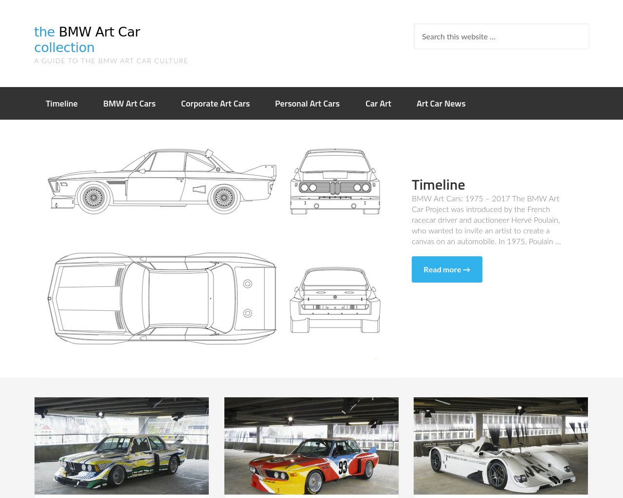 The-BMW-Art-Car-Collection-Advertising-Reviews-Pricing