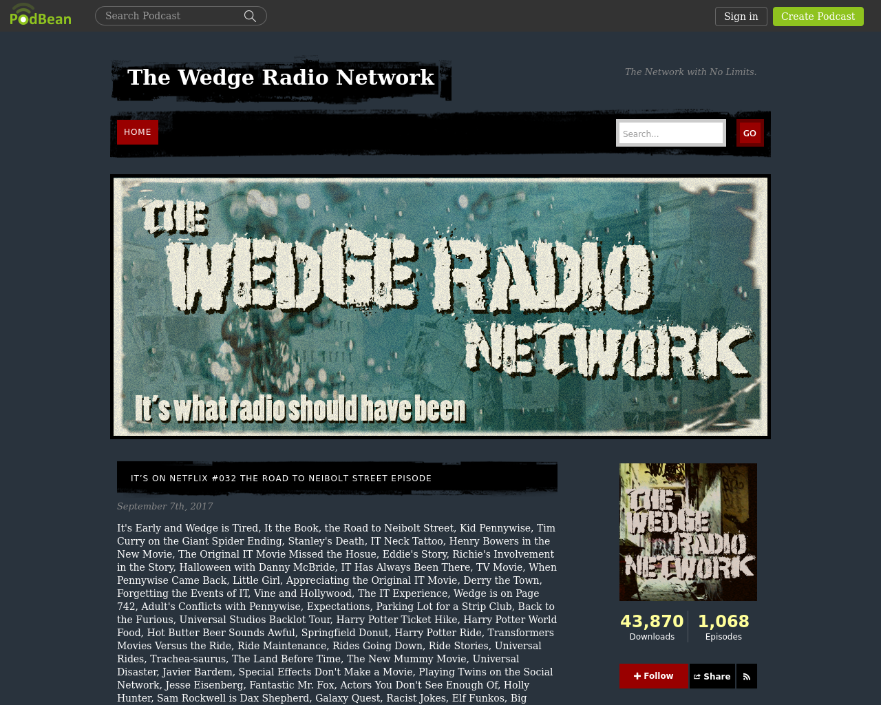 The-Wedge-Radio-Network-Advertising-Reviews-Pricing