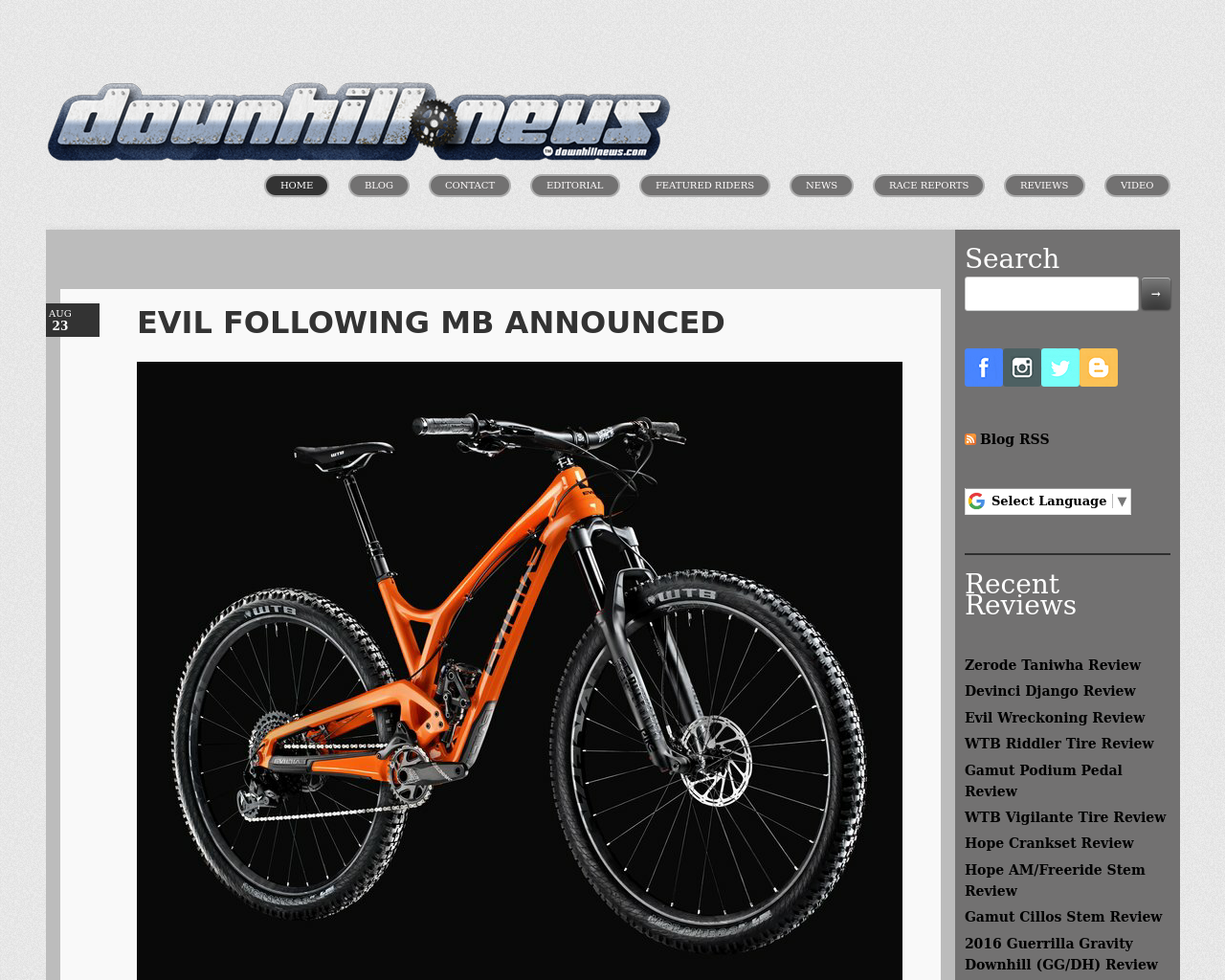 Downhill-News-Advertising-Reviews-Pricing