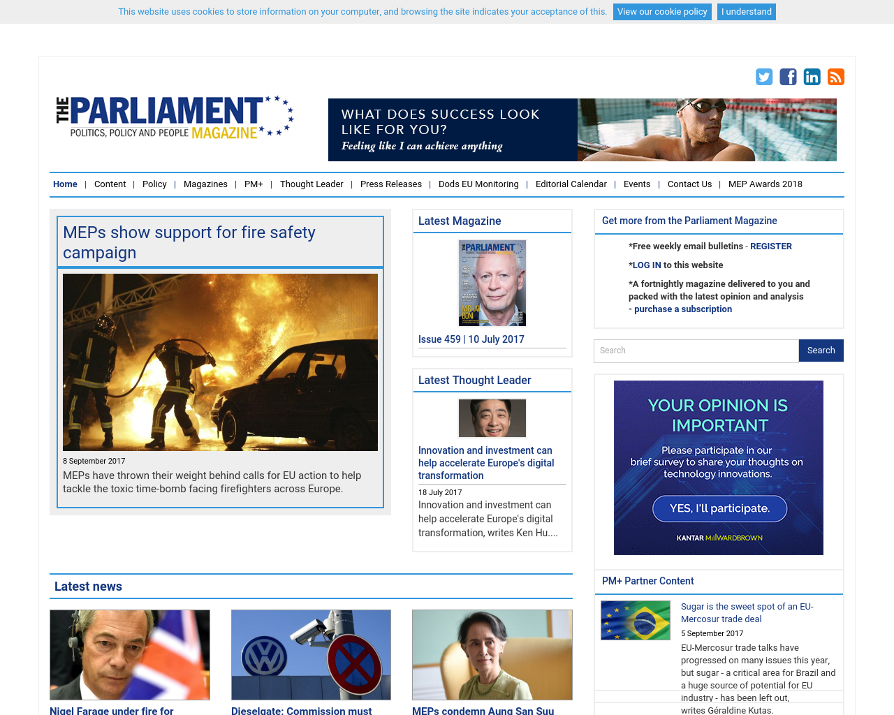 The-Parliament-Advertising-Reviews-Pricing