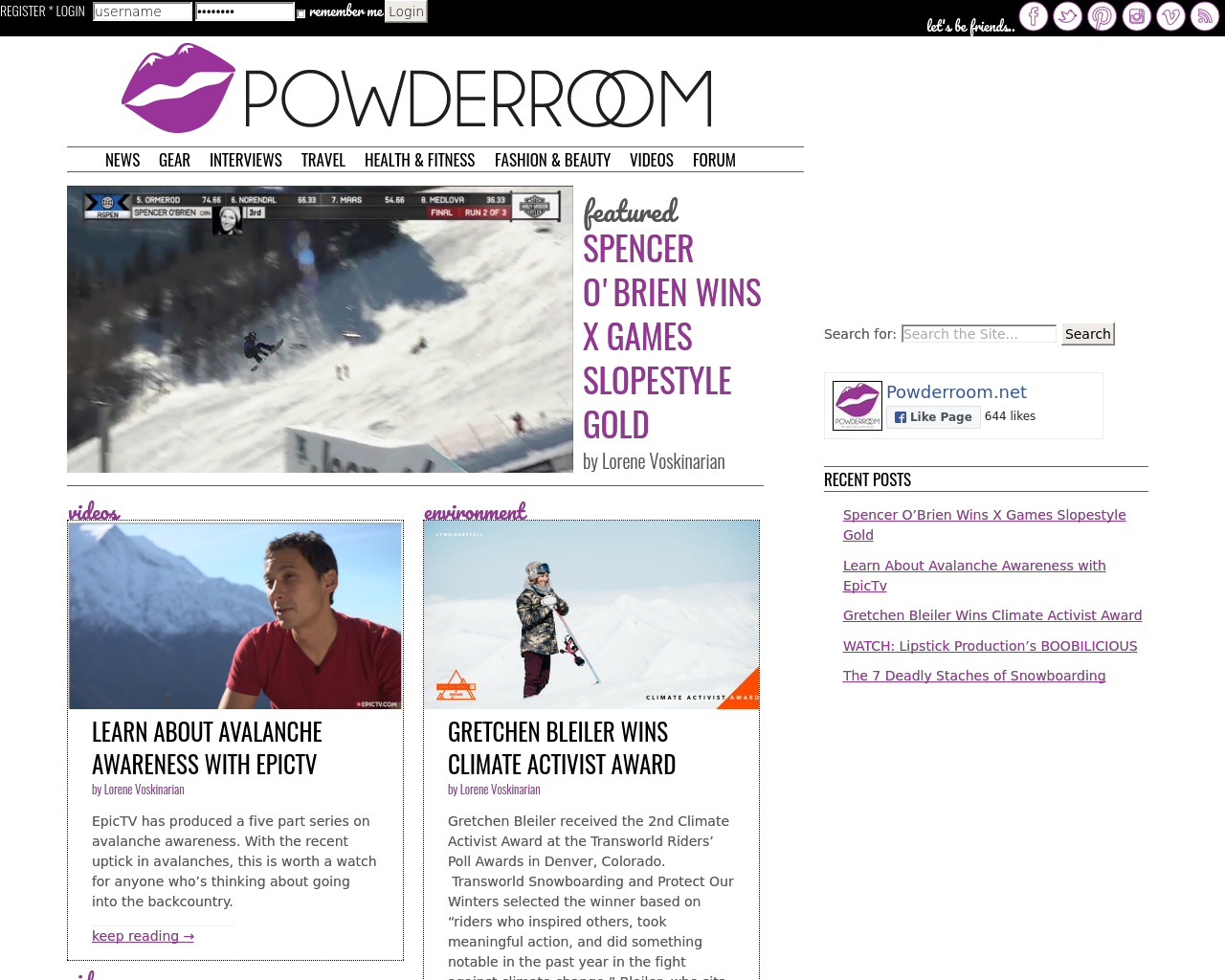 Powderroom.net-Advertising-Reviews-Pricing