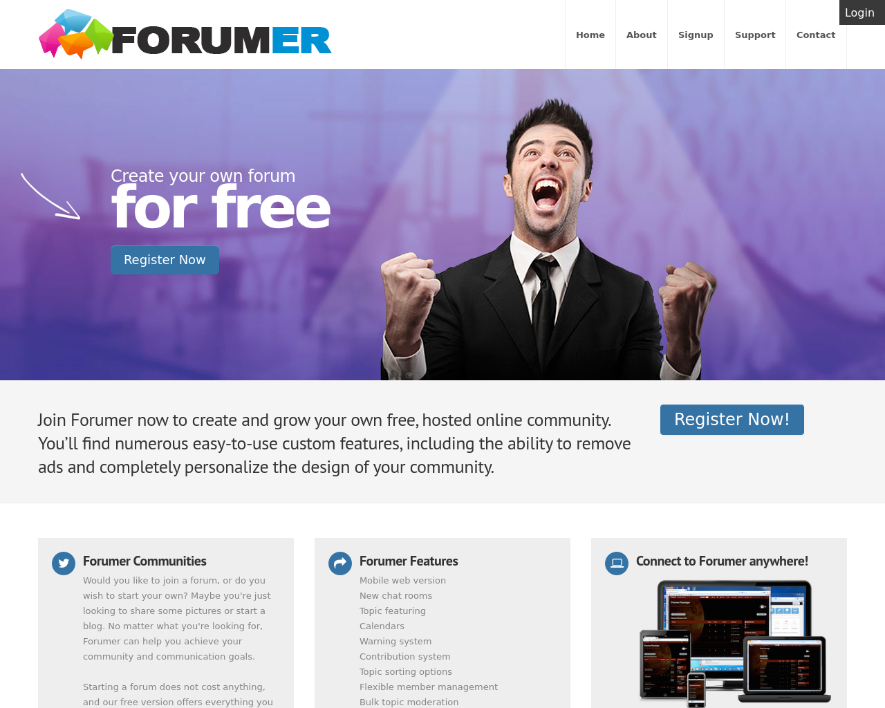 Forumer-Advertising-Reviews-Pricing