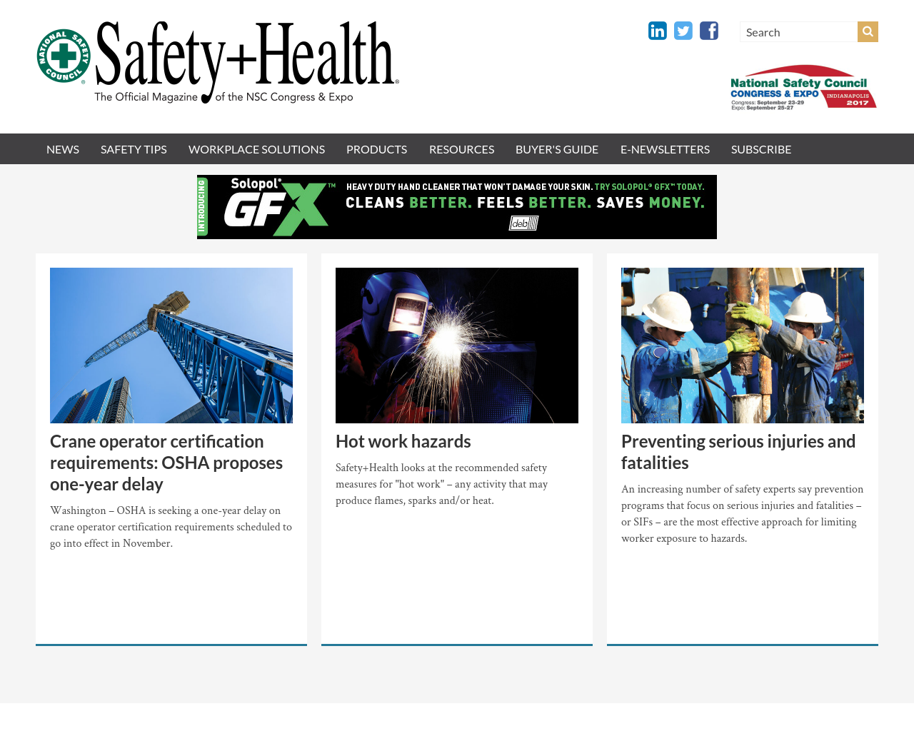 Safety-and-Health-Magazine-Advertising-Reviews-Pricing