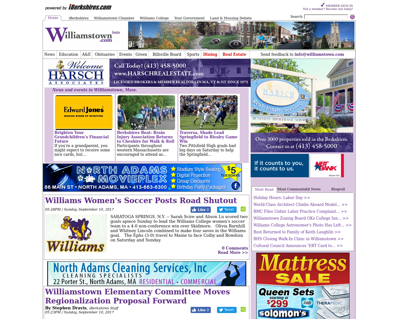 Williamstown.com-Advertising-Reviews-Pricing