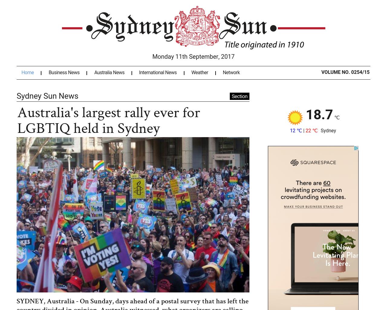 Sydney-Sun-Advertising-Reviews-Pricing