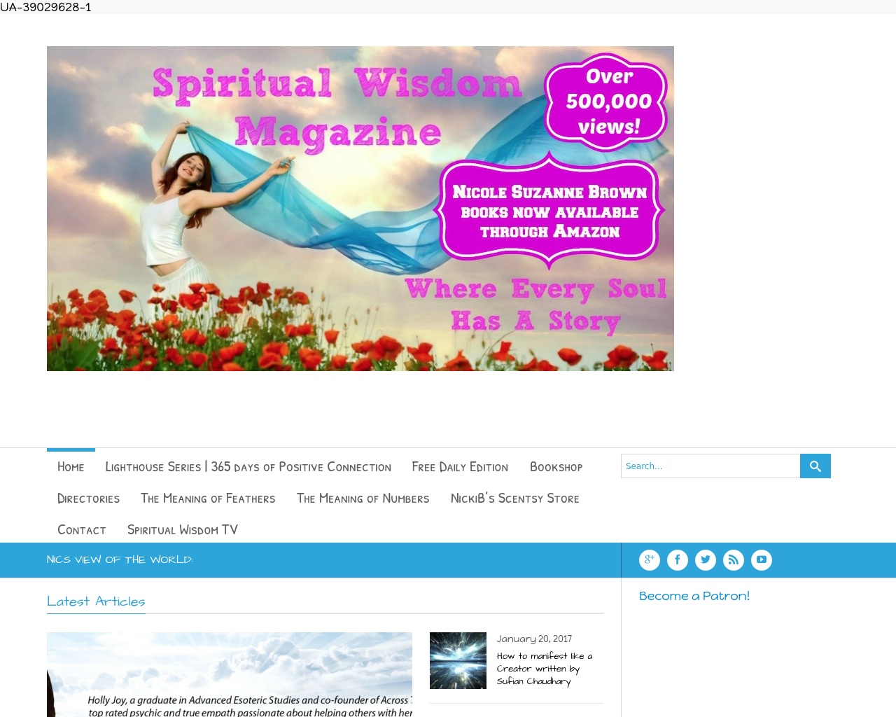 Spiritual-Wisdom-Magazine-Advertising-Reviews-Pricing