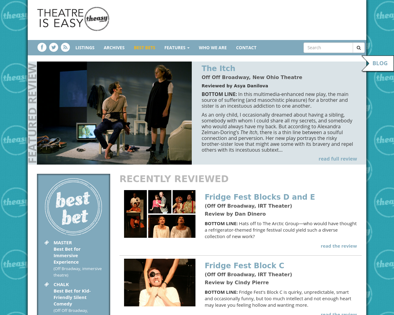 THEATRE-IS-EASY-Advertising-Reviews-Pricing