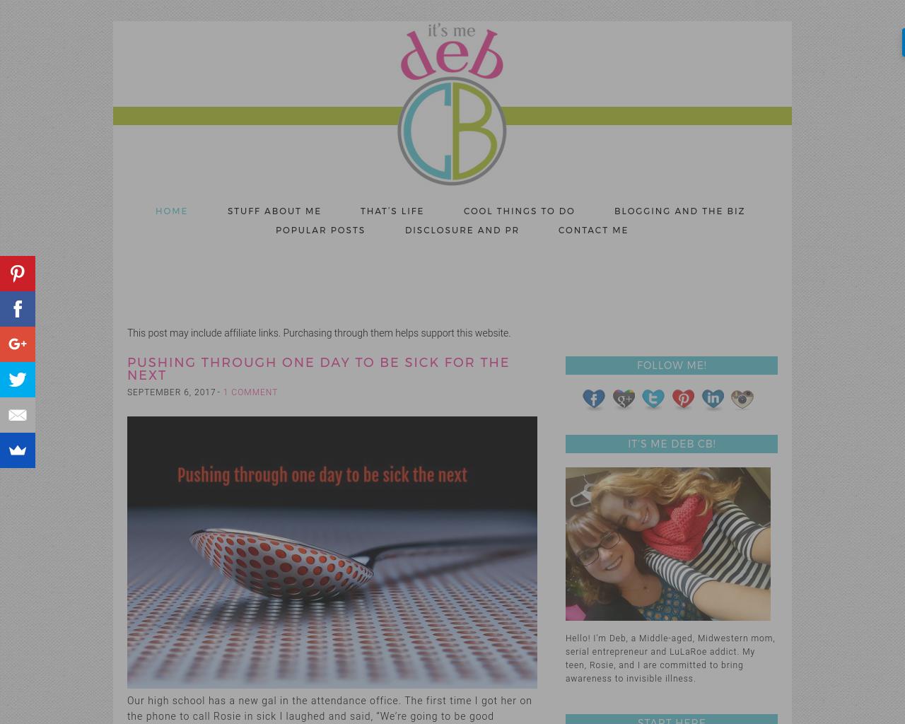 It's-Me-Deb-CB-Advertising-Reviews-Pricing