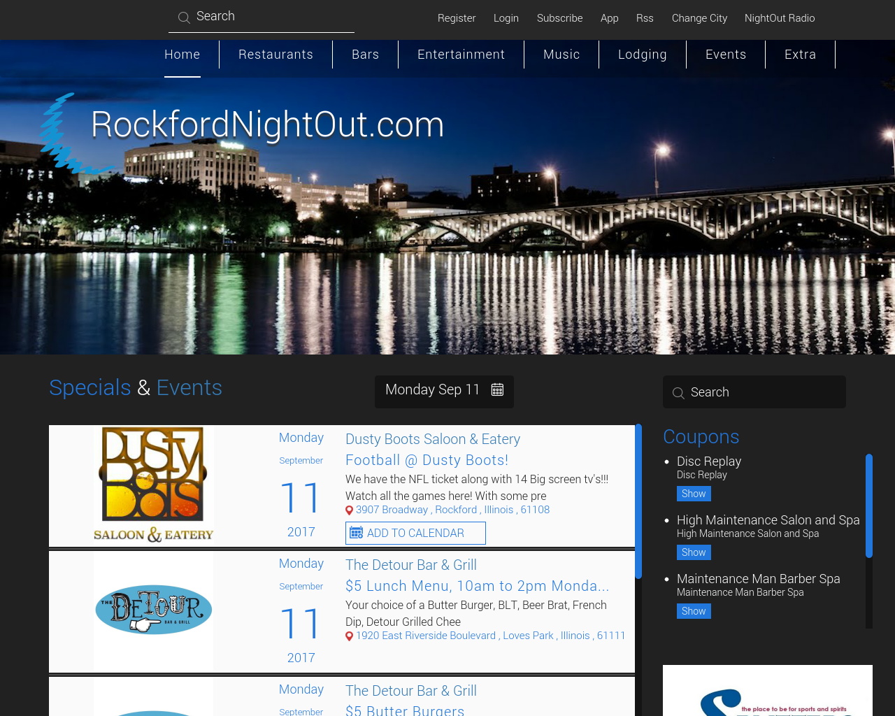 Rock-ford-Night-Out-Advertising-Reviews-Pricing