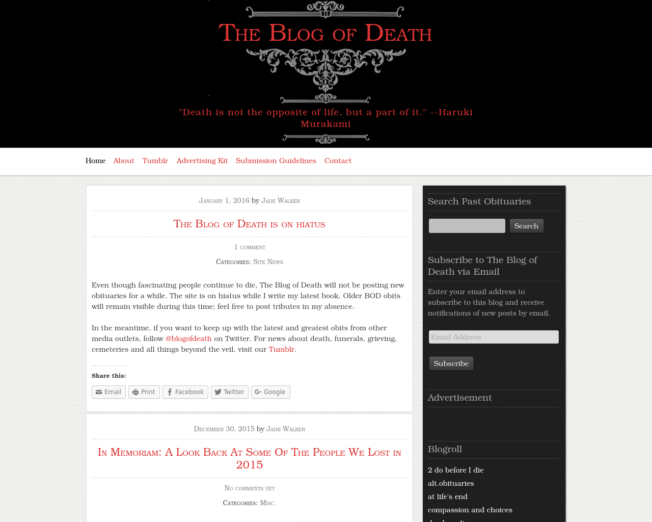 The-Blog-of-Death-Advertising-Reviews-Pricing