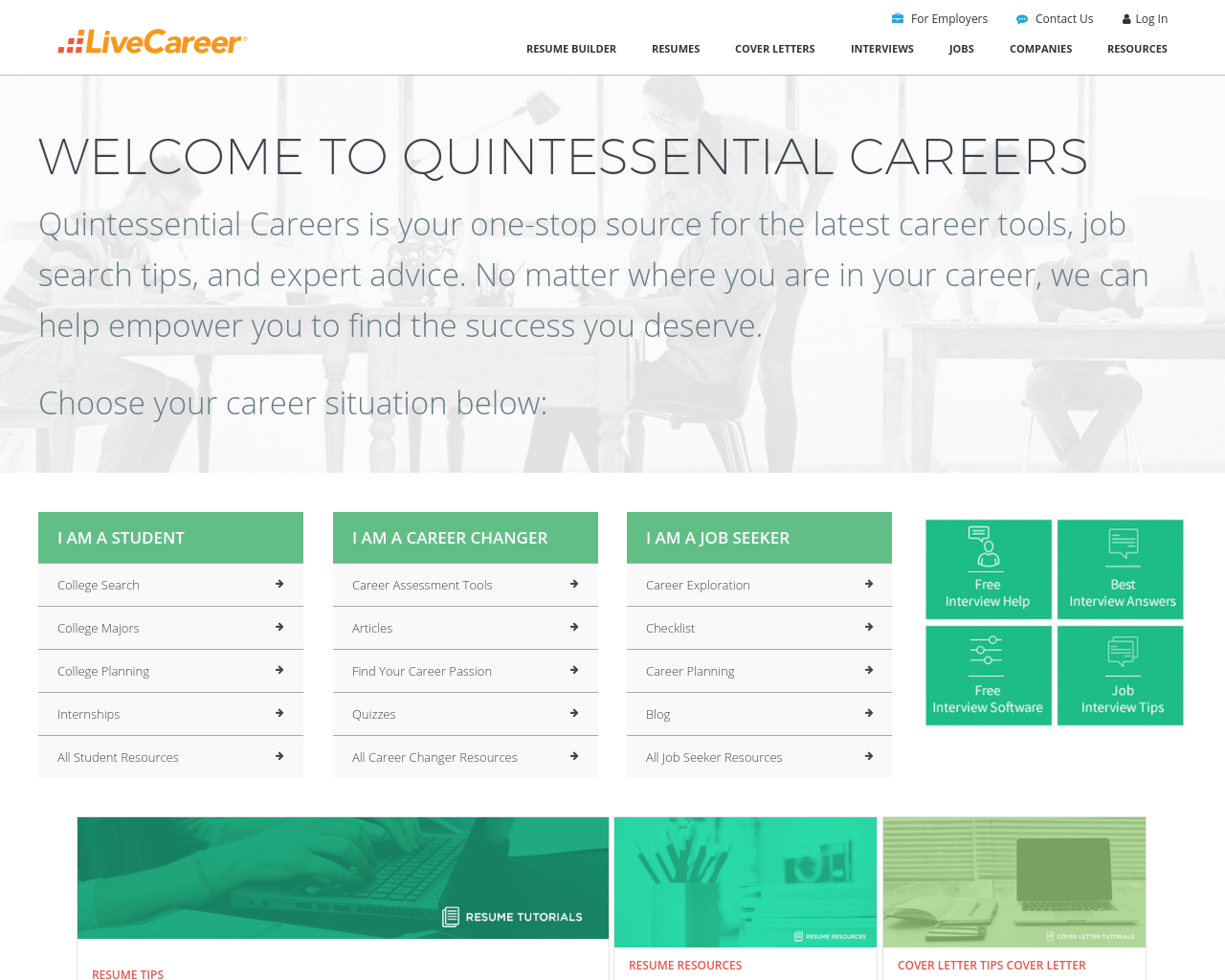 Quintessential-Careers-Advertising-Reviews-Pricing