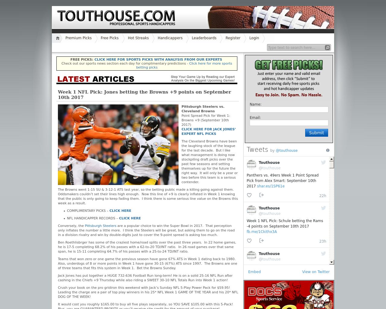 Touthouse.com-Advertising-Reviews-Pricing
