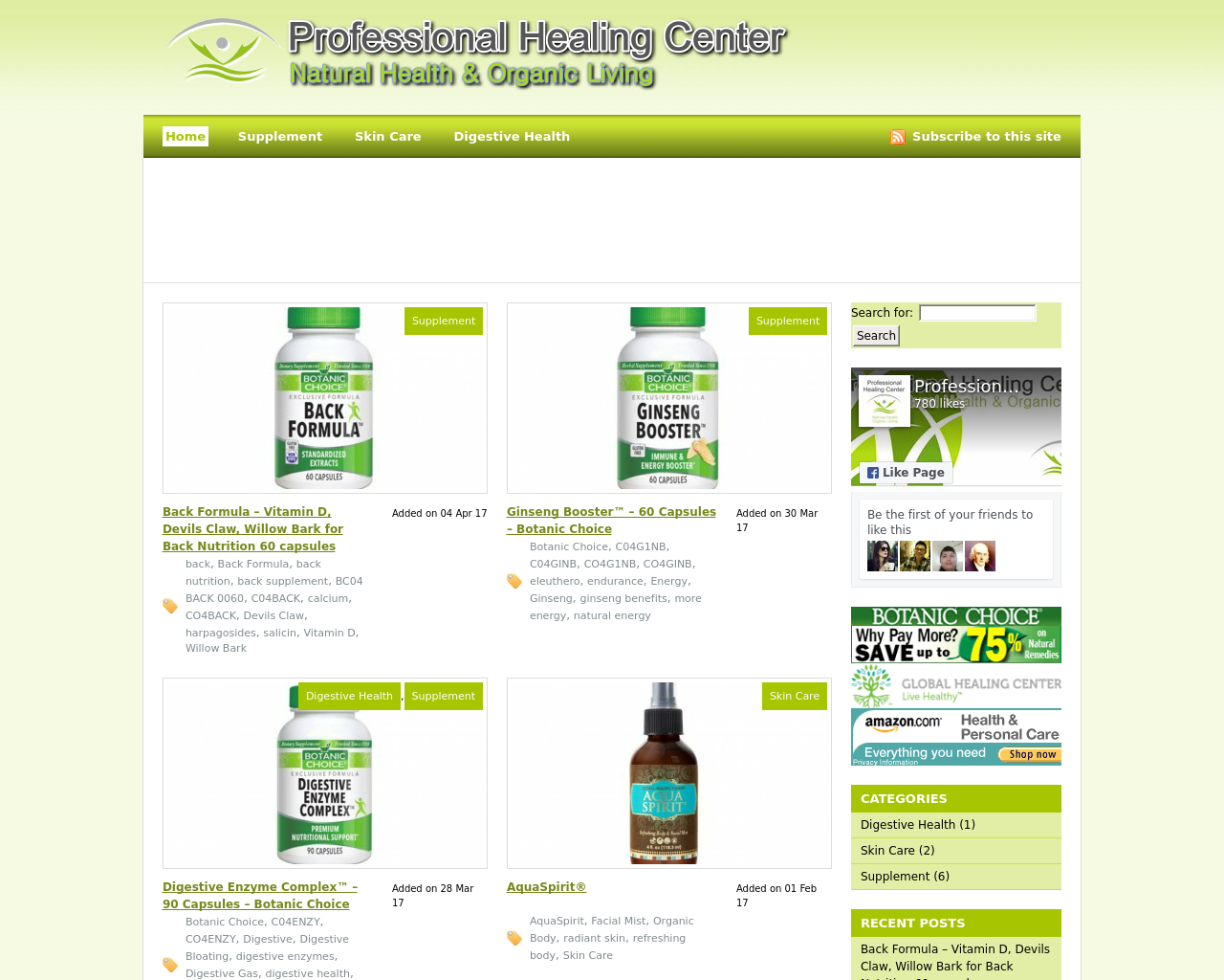 Professional-Healing-Center-Advertising-Reviews-Pricing