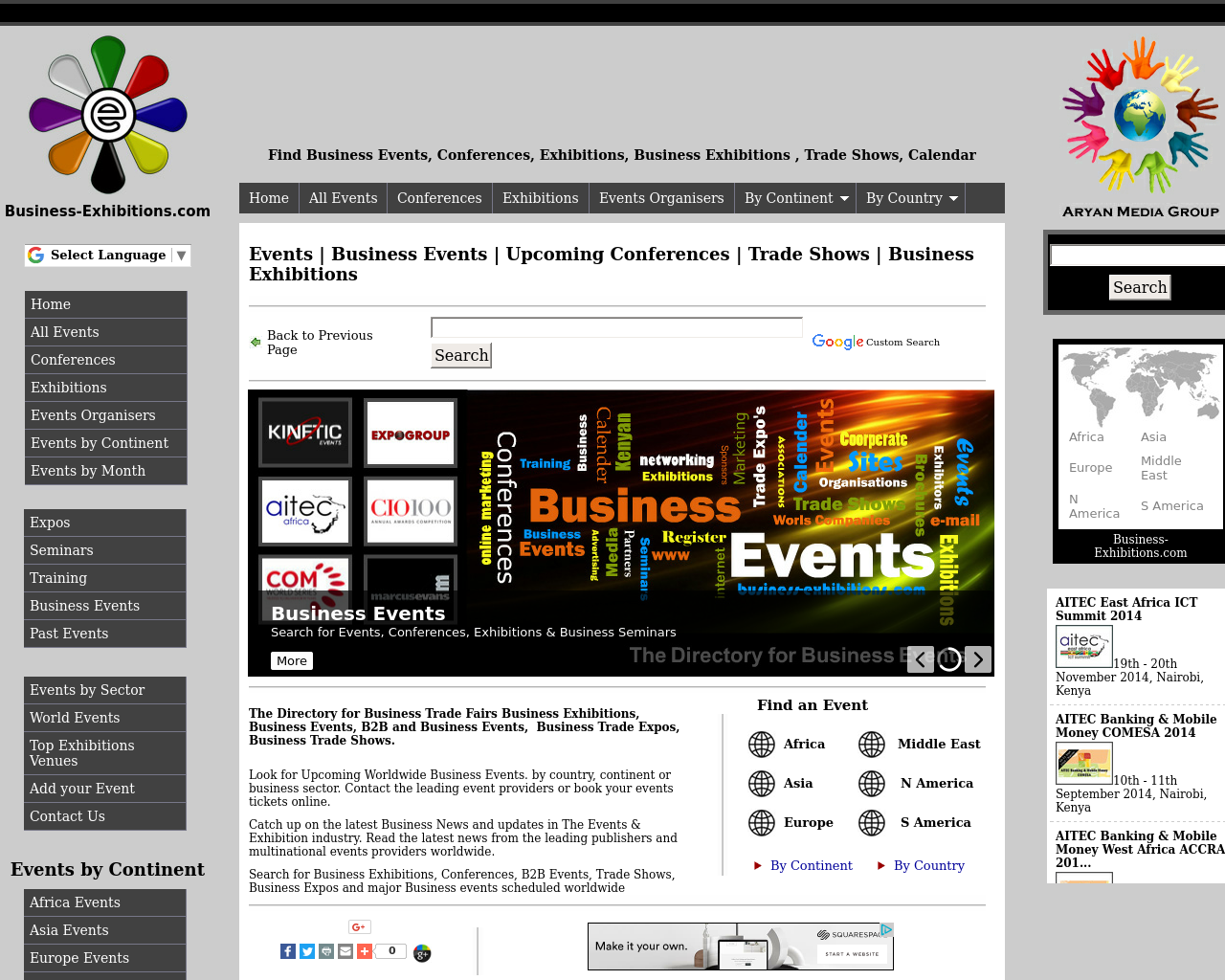 Business-exhibitions.com-Advertising-Reviews-Pricing