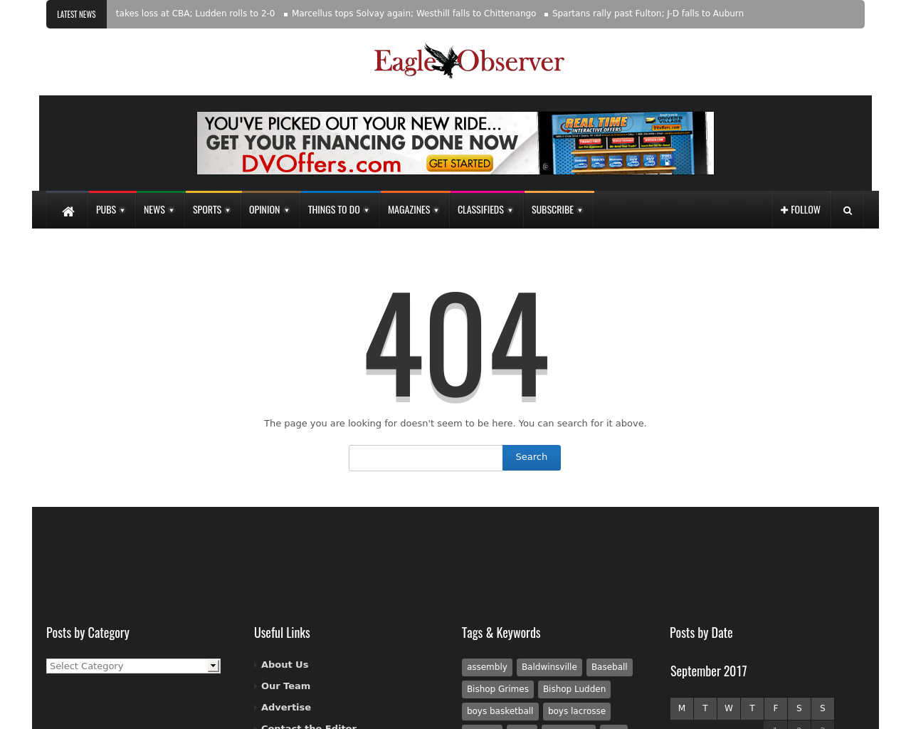 Eagle-Observer-Advertising-Reviews-Pricing