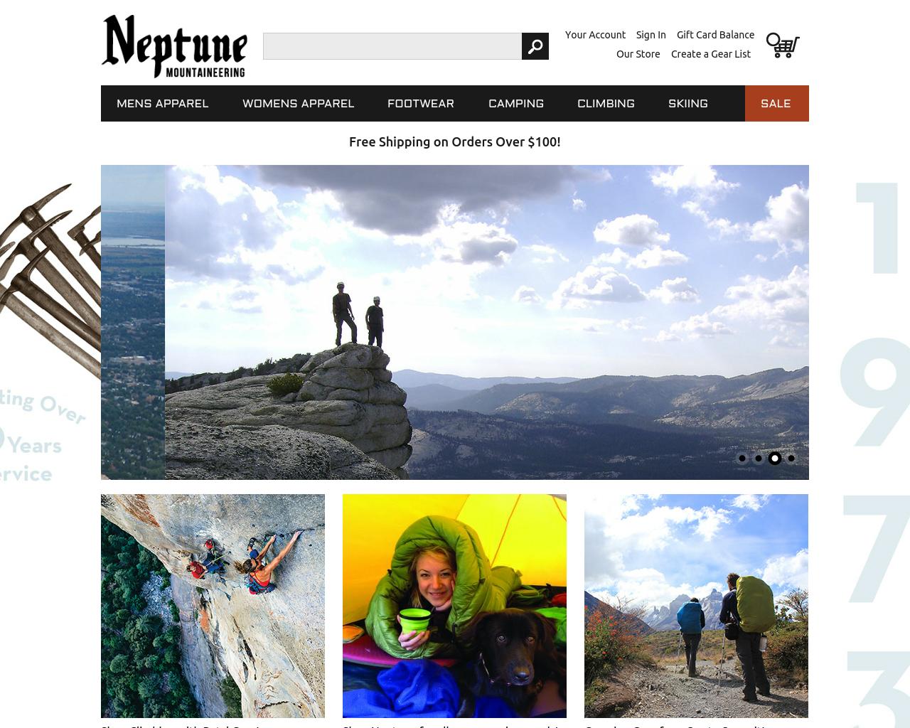 Neptune-Mountaineering-Advertising-Reviews-Pricing
