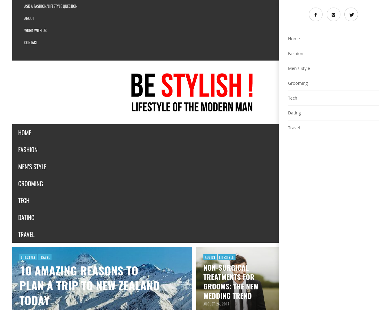 Be-Stylish!.org-Advertising-Reviews-Pricing
