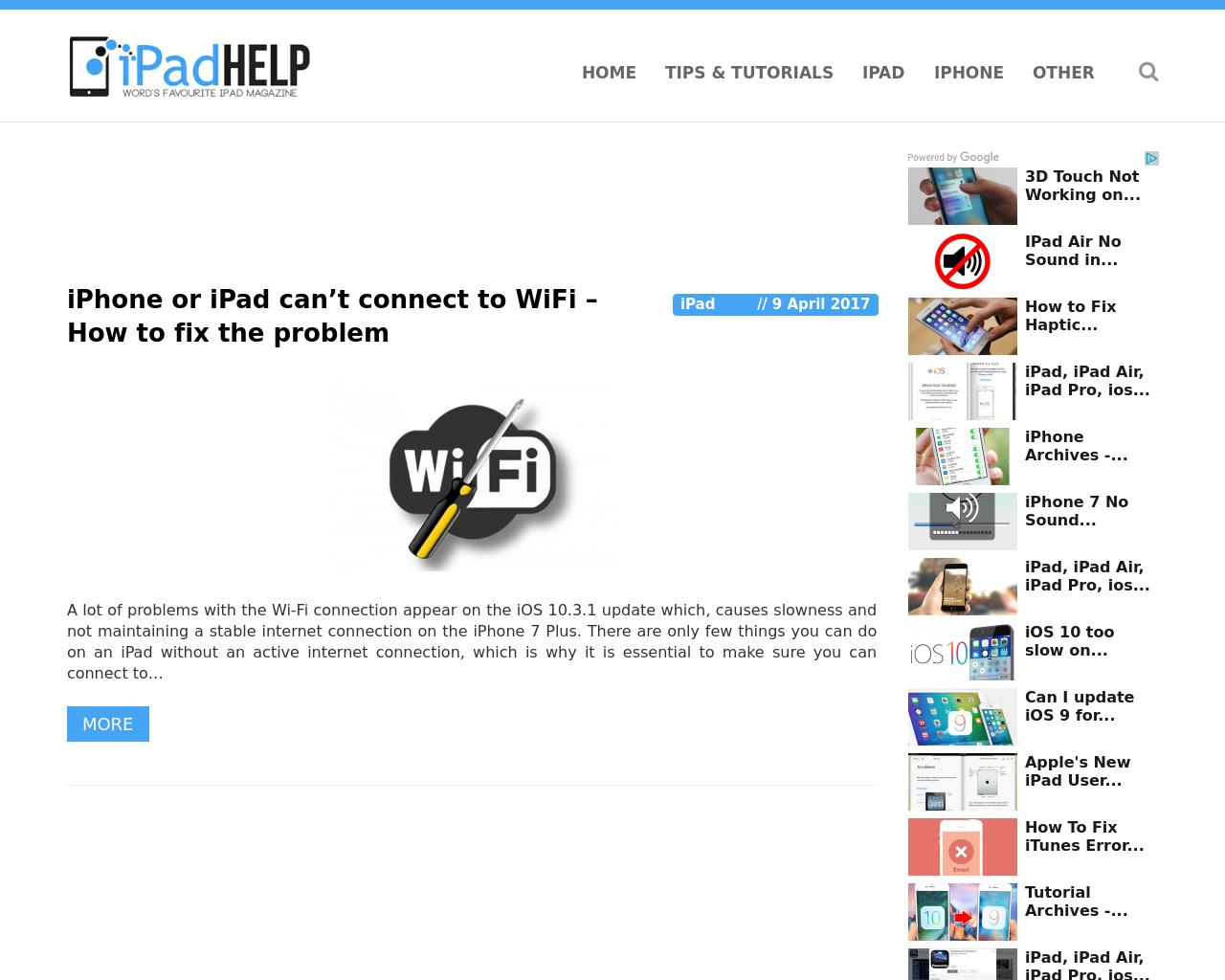 iPad-Help-Advertising-Reviews-Pricing