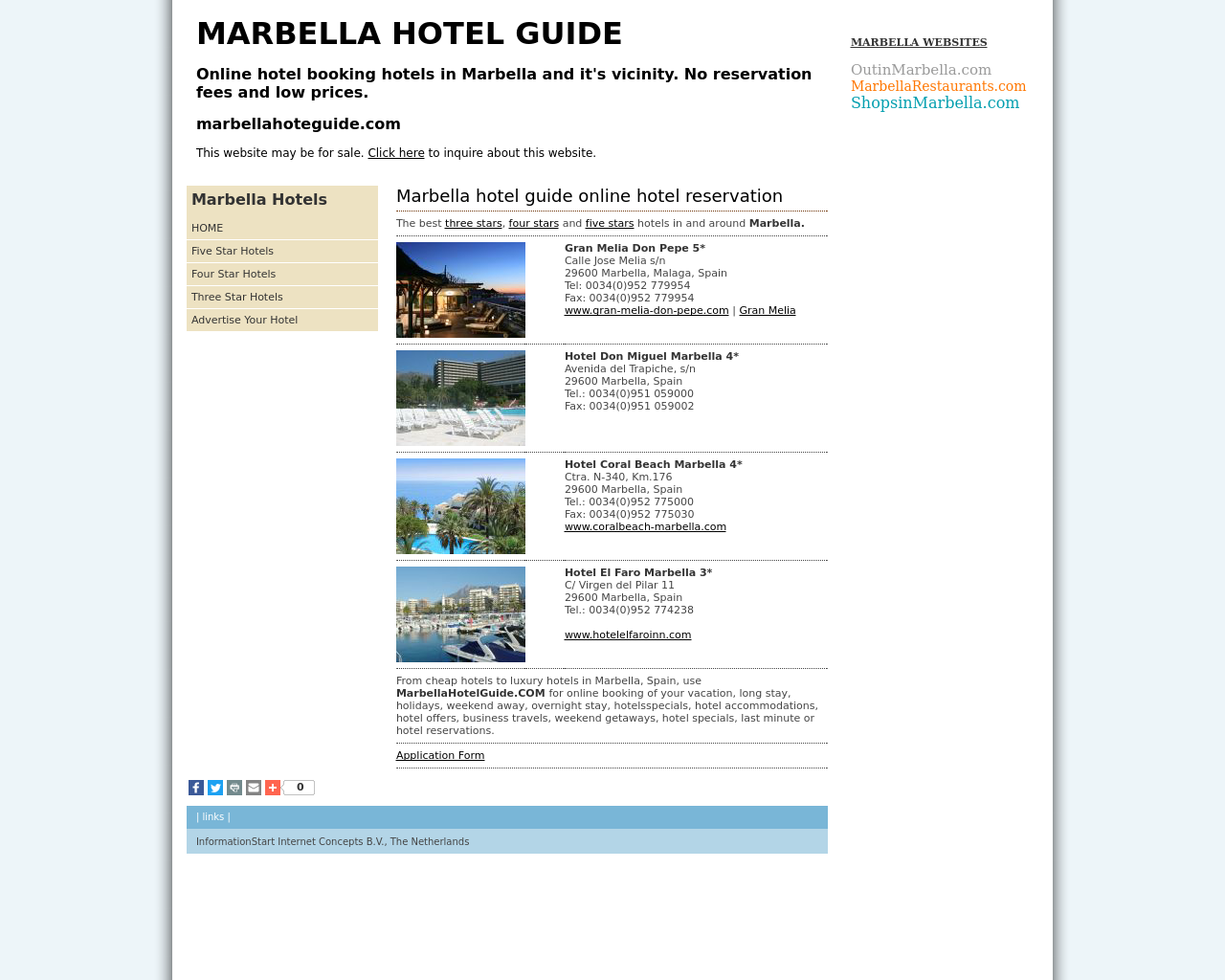 Marbellahotelguide.com-Advertising-Reviews-Pricing