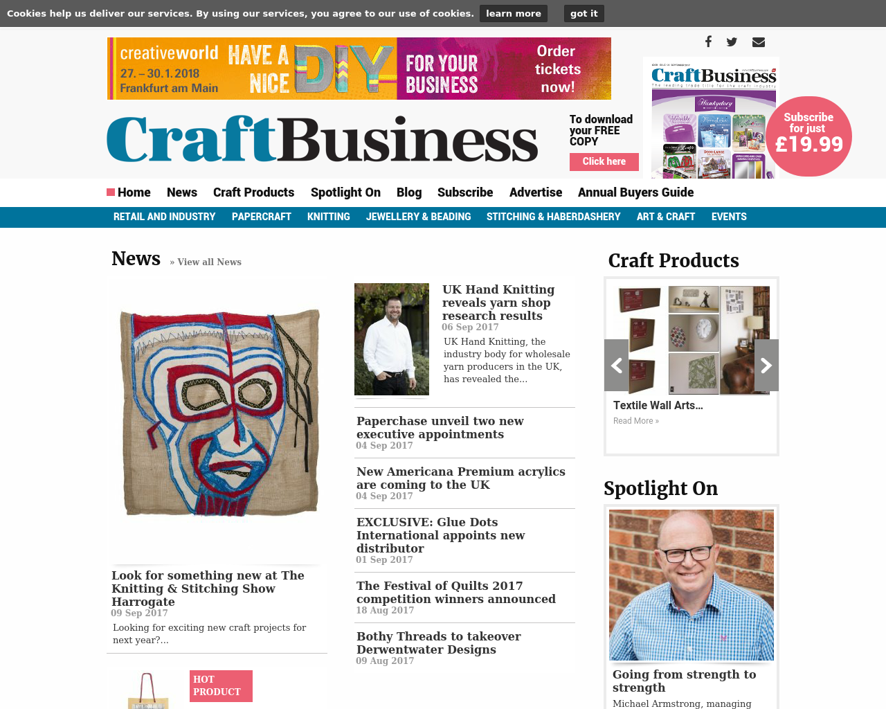 Craft-Business-Advertising-Reviews-Pricing