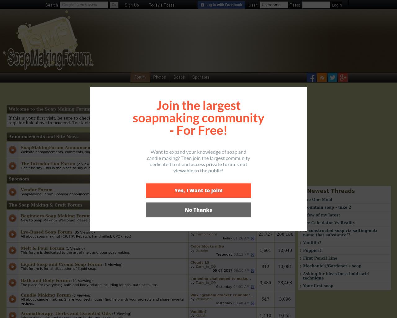 Soap-Making-Forum-Advertising-Reviews-Pricing