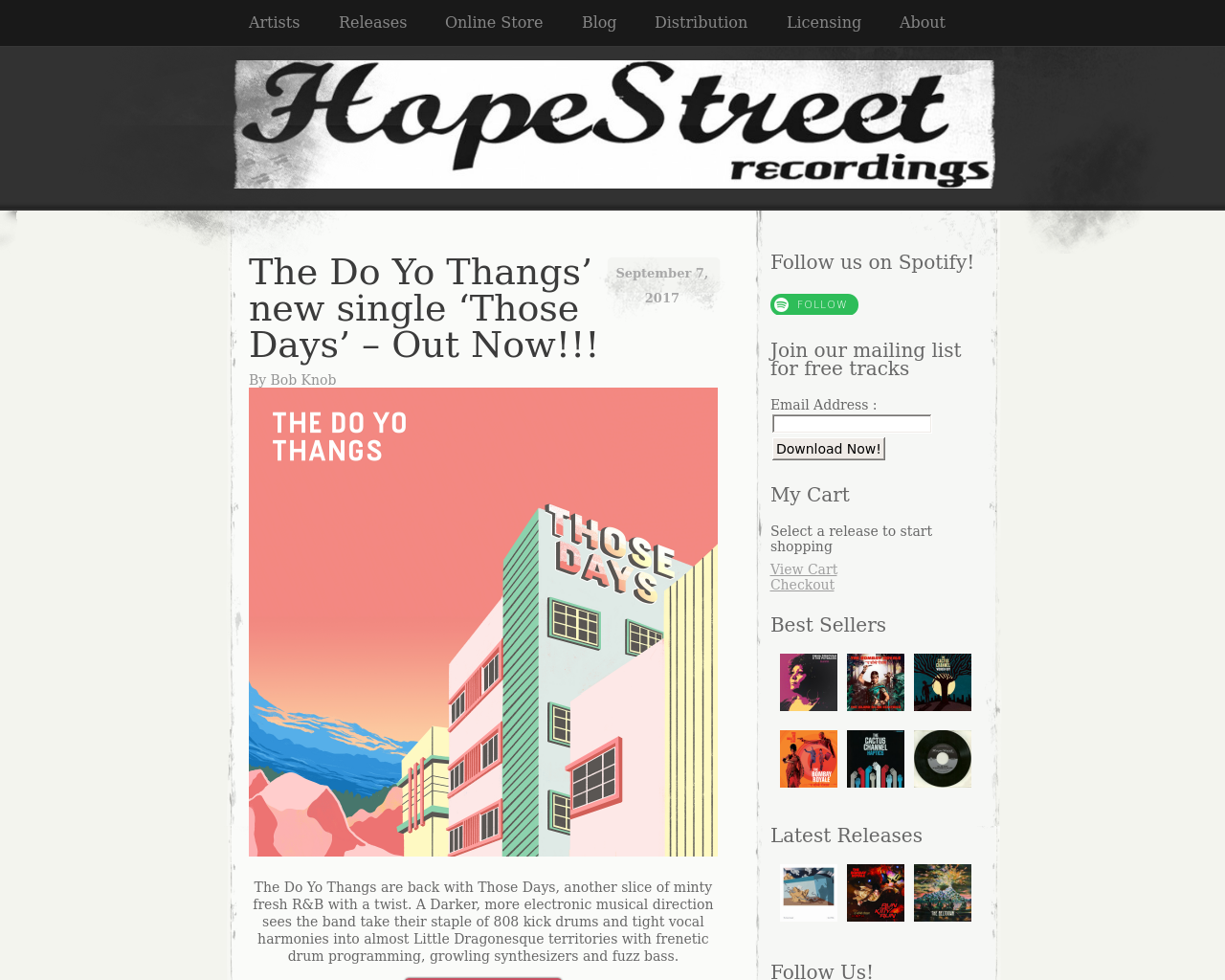 HopeStreet-Recordings-Advertising-Reviews-Pricing