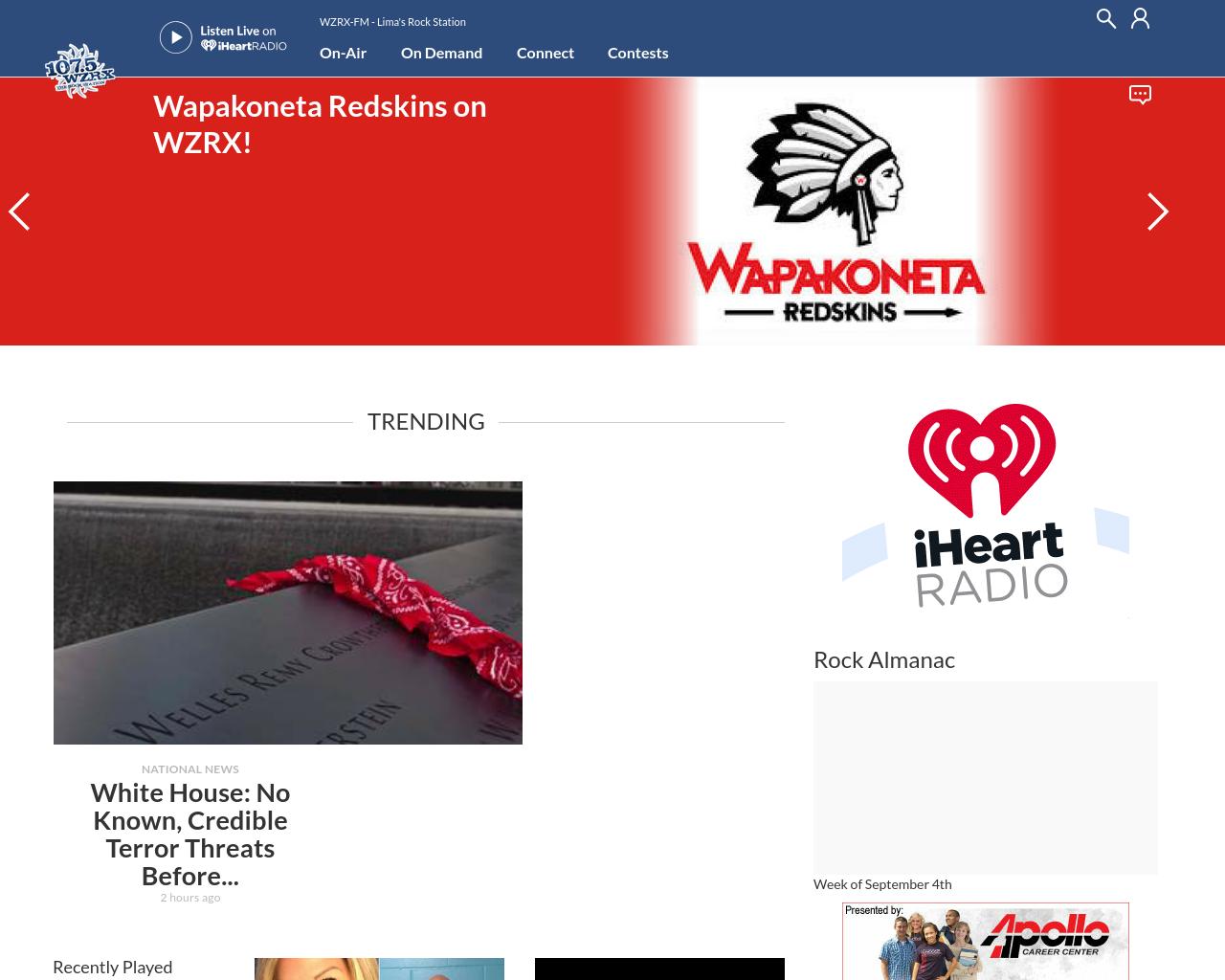 WZRX-FM-Advertising-Reviews-Pricing