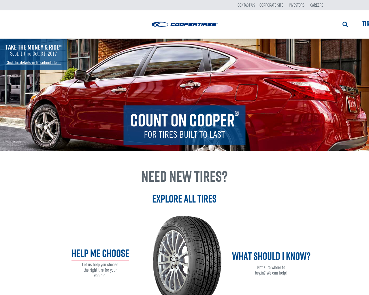 CooperTires-100-Years-Advertising-Reviews-Pricing