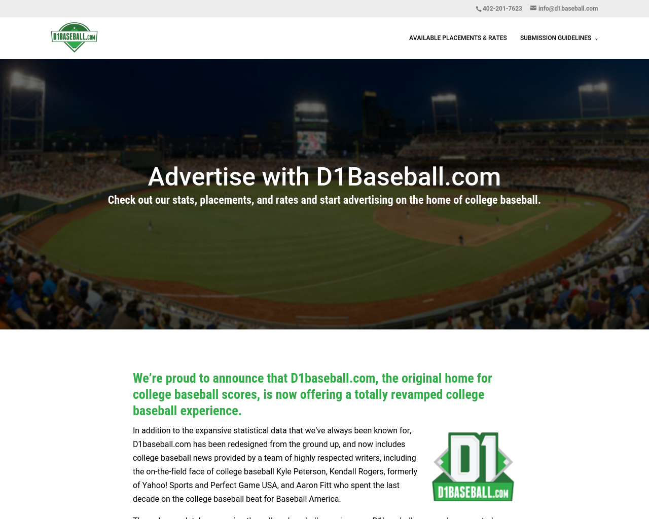 D1Baseball.com-Advertising-Reviews-Pricing