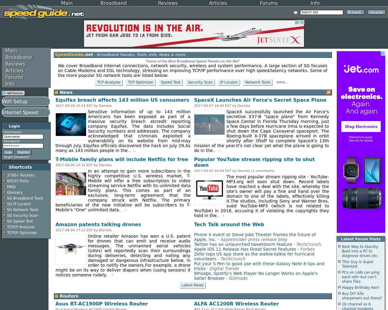 SpeedGuide-Advertising-Reviews-Pricing