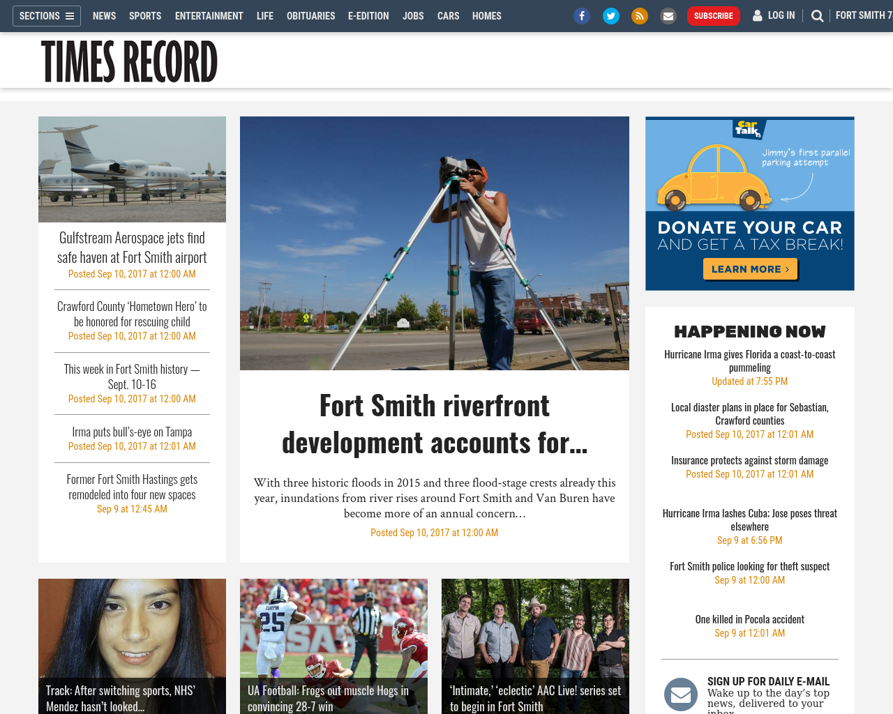 Times-Record-Online-Edition-Advertising-Reviews-Pricing