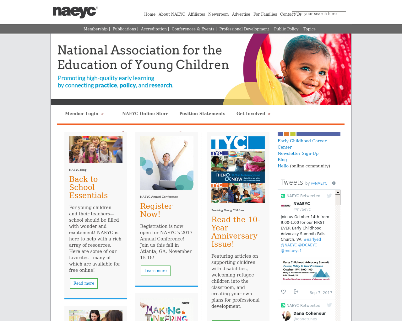 National-Association-For-The-Education-Of-Young-Children-Advertising-Reviews-Pricing