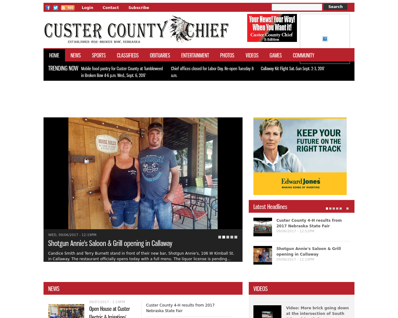Custer-County-Chief-Online-Advertising-Reviews-Pricing