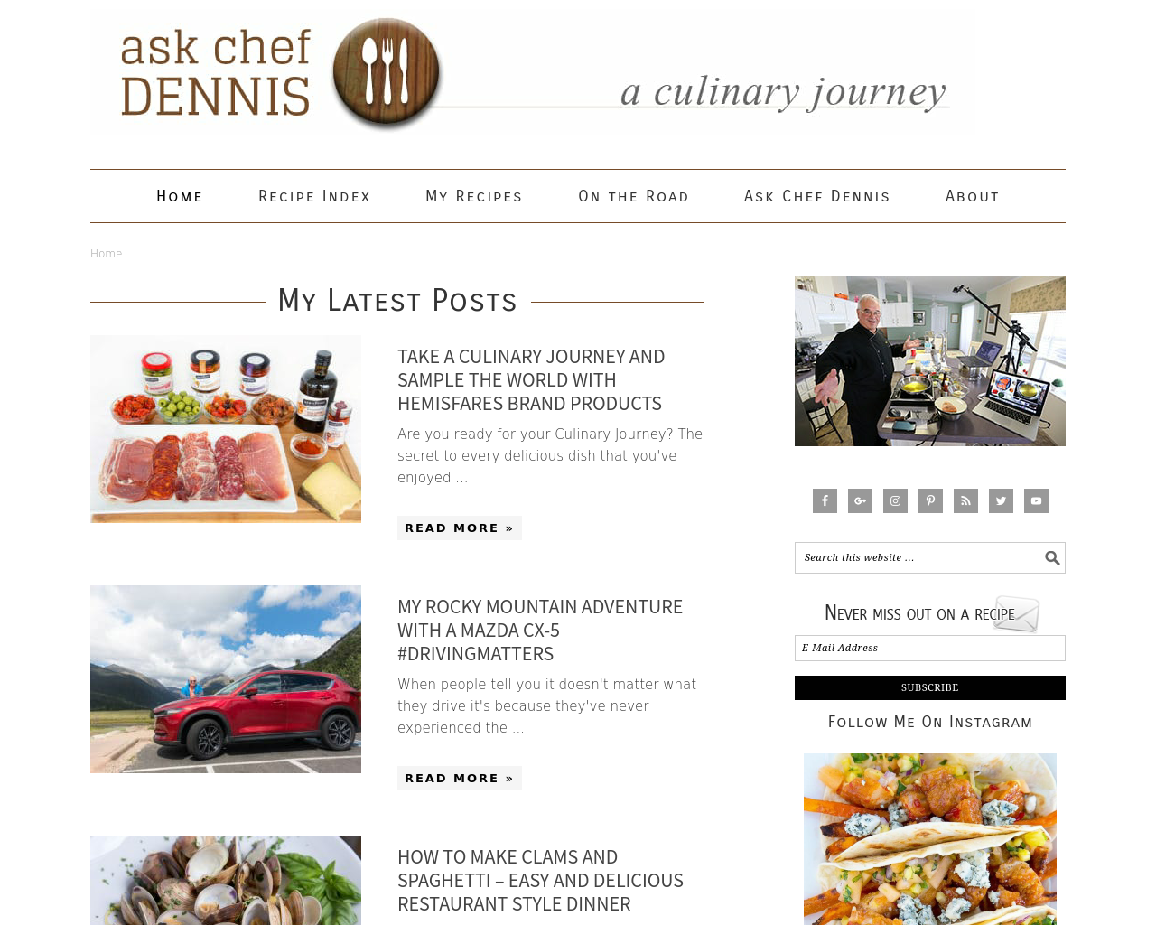 Culinary-Journey-(Ask-Chef-Dennis)-Advertising-Reviews-Pricing