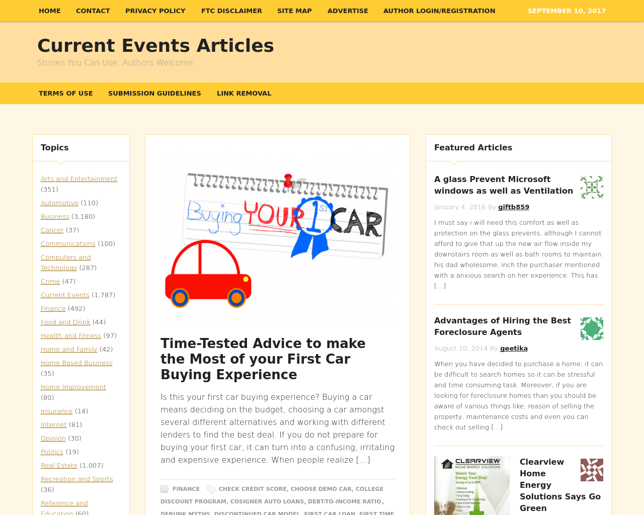 Current-Events-Articles-Advertising-Reviews-Pricing