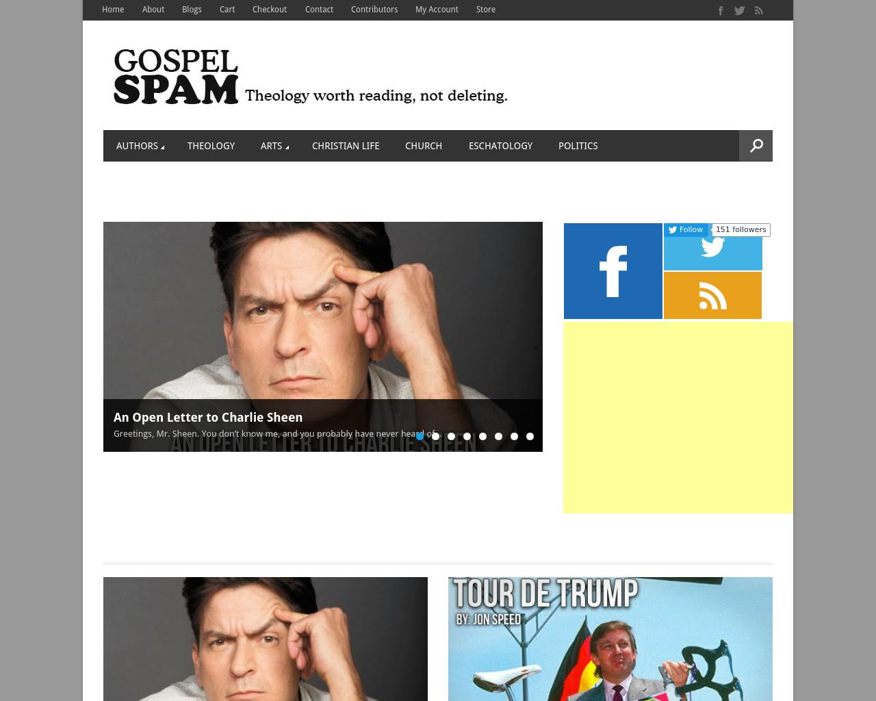 Gospel-Spam-Advertising-Reviews-Pricing