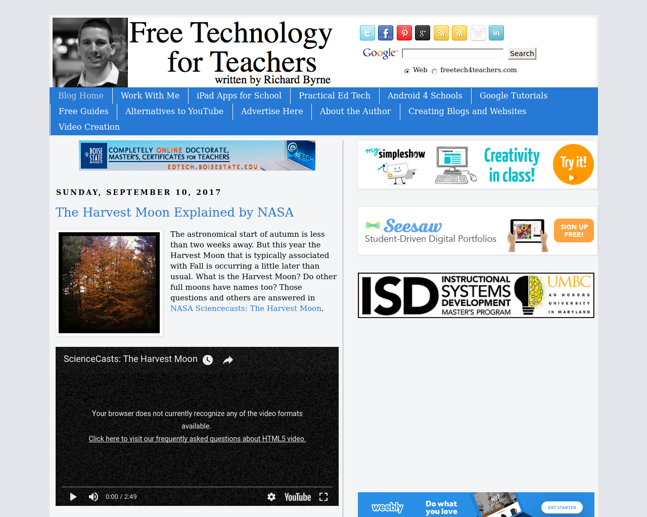 Free-Technology-for-Teachers-Advertising-Reviews-Pricing